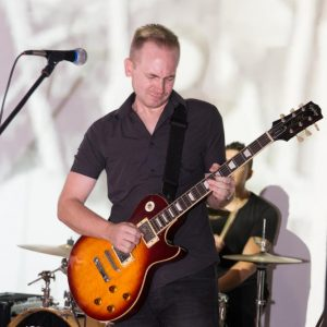 Brendan McGrath - Classic Rock Cover Band